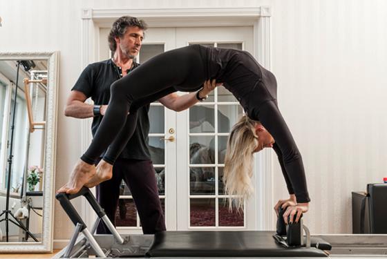 süvalihaste treening